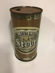 West End Stout South Australian Beer Can Duff Xxxx Swan Lager Fosters Vb Courage