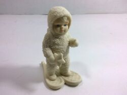 Snowbabies By Department 56 A Special Delivery Bisque Holiday Decor 1994