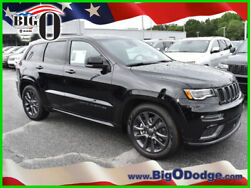 2019 Jeep Grand Cherokee High Altitude 2019 High Altitude New 5.7L V8 16V Automatic 4WD SUV Moonroof