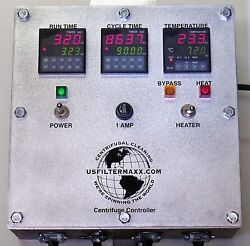 Centrifuge Controller Wvo, Waste Oil, Biodiesel By Us Filtermaxx