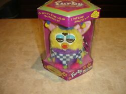 Vintage Furby Special Target Limited Edition 70-899 Nib Sealed Jester