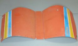 Oem Piper Pa-20 Pa-22 Pacer Tri-pacer Center Left And Right Engine Cowling Set