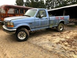Engine Assembly Ford Pickup F250 97