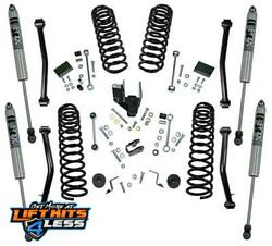Superlift Suspension K186f 4 Dual Rate Coil Lift Kit For 18-20 Jeep 2-door Jl