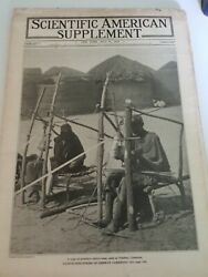 Scientific American May 31 1919 Native Industries Of Cameroon Size Of Cells