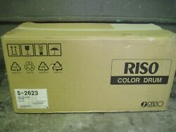 NEW IN THE BOX Riso ME9450 MZ1090 RZ1090 SE9480 Duplicator Drum Part # S2623