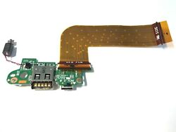 69NM0MG10B02 Dell VENUE PRO 11 T06G 5130 charging board + VIBRATION MOTOR +cable