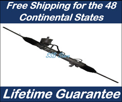 72 Power Steering Rack And Pinion Assembly Fits Buick Century W/ Magnasteer