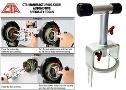 CTA Tools 1076 Volvo Heater Blower Motor Removal & Install Tool New Free Ship