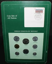 1979-87 Coin Sets Of All Nations German Democratic Republic Coin Set | Km Coins