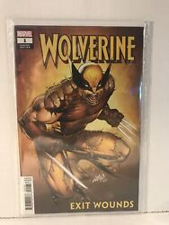 Wolverine Exit Wounds 1 Rob Liefeld Variant Nm