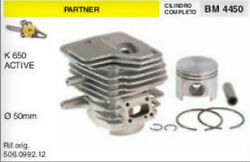 506.0992.12 Cylinder And Piston Chainsaw Partner K 650 Active Andoslash 1 31/32in