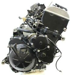 2007 Kawasaki Ninja Zx6r Zx600p Engine Motor Warrenty Low Miles 7,346 Very Clean