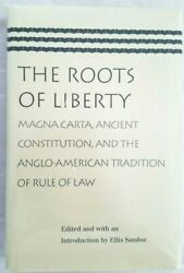 The Roots Of Liberty Ed. Sandoz, New, Sealed. Constitution, Law, Ships Today