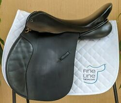 18 Black Country Gp Event Saddle Wool Flocked