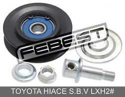 Pulley Tensioner Kit For Toyota Hiace S.b.v Lxh2 1995-2011