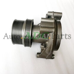 Water Pump 4089910 4089910rx 4089158 3682311 12 Ribbed For Cummins Isx15 Qsx15