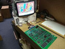 Risky Challenge Escape From Dungeons- 1993 Irem - Guaranteed Working Jamma Pcb