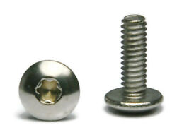 10-24 | 18-8 Stainless Steel Star Drive Truss Head Machine Screw - Select Size