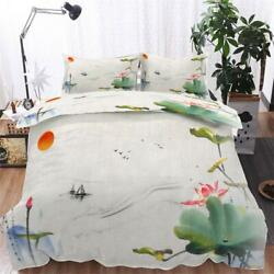 Water Marks Louts 3d Printing Duvet Quilt Doona Covers Pillow Case Bedding Sets