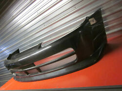 Carbon Fiber Nismo Style Front Bumper For A 99-02 Nissan Silvia S15 2dr