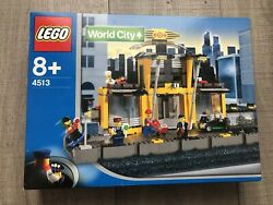 Lego World City Grand Central Station 4513 New And Sealed Set Rare