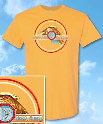 Takinand039 It To The Streets 1974 Tour T-shirt Free Sandh Usa Rockinand039 Down The Highway