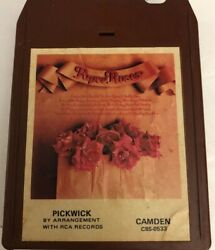 Paper Roses 8 Track Tape Cartridge Rare Vintage Collectible-ships N 24 Hours