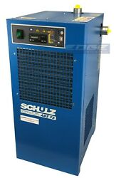 Schulz 75 Cfm Refrigerated Compressed Air Dryer, 15hp And 20hp Compressors, 115v