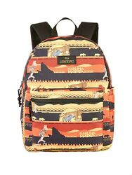 Disney The Lion King Movie Backpack School bag Full size 16quot; Sunset Live Action $13.05