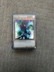 Yu-gi-oh 100 Mixed Cards Lot With Limited Edition Dark Magician Rares And More