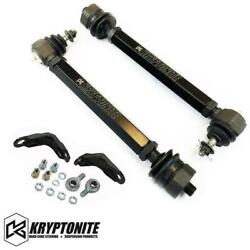 Kryptonite Death Grip Tie Rods With Pisk For 1999-2007 1500 Gm Tahoe Suburban