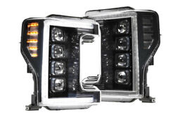 Morimoto Xb Led Plug And Play Headlight Assemblies For 2017-2019 Ford Super Duty