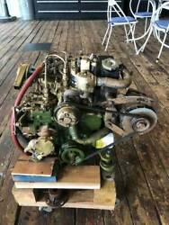 Universal M18 , Marine Diesel Engine with Transmission , Harness and Panel