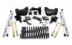 Cognito 4 Lift With Fox 2.0 Shocks For 2011-2016 Ford Powerstroke F250 F350 4wd