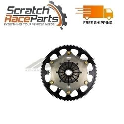 ACT For 02-06 Acura RSX 02-11 Honda Civic Twin Disc Sint Iron Race Clutch Kit