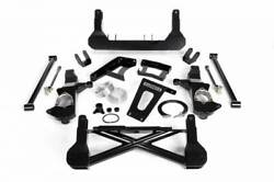 Cognito 10/12 Front Suspension Lift Kit 2007-2018 Chevy Gmc 1500 4wd Truck Suv
