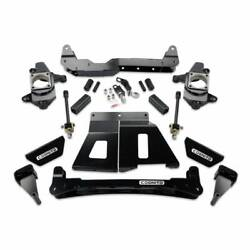 Cognito 4/6 Front Suspension Lift Kit For 2001-2010 Chevy Gmc 1500 3500 2wd
