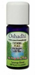 NEW Oshadhi Professional Aromatherapy Synergy Blends Evening Peace 10 mL