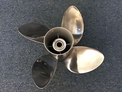 Suzuki 990c0-0051-20p Watergrip 4blade Stainless Propeller