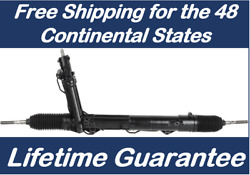 Power Steering Rack And Pinion Fits Dodge Ram Promaster 2500 2014-2018