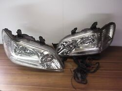 JDM MITUBISHI LANCER CEDIA CS5 W HID HEAD LIGHT OEM.