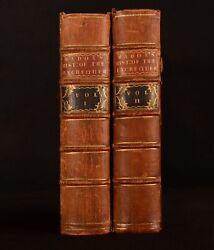 1769 2vol History And Antiquities Of The Exchequer England Scarce 2nd Ed