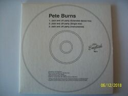 Pete Burns and The Pet Shop Boys - Jack And Jill Party Limited Edition CD Single