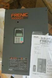 Fuji Variable Frequency Drive Vfd 30hp 3 Phase Electric 460 V Ab 0-400hz Ge