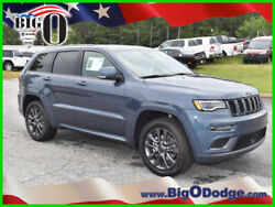 2019 Jeep Grand Cherokee High Altitude 2019 High Altitude New 3.6L V6 24V Automatic 4WD SUV Moonroof
