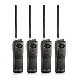 Midland Authorized Reseller 75-785 Cb Radio 40 Channels 4 Pack