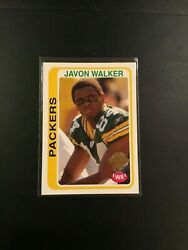 2005 Topps Tb 23 Javon Walker Green Bay Packers 1978 Gold Stamped Hot
