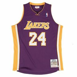 NEW Mitchell & Ness LA Lakers Authentic Jersey ROAD Kobe Bryant 06-07 MSRP $300