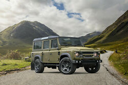 Chelsea Truck Co. Land Rover Defender 110 Wide Track Arch Kit